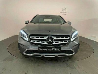 occasion Mercedes GLA220 d Sensation