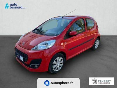 occasion Peugeot 107 1.0 12v Active 5p