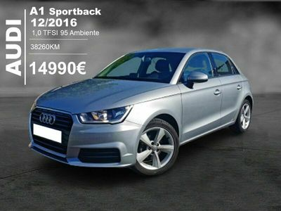 occasion Audi A1 Sportback 1.0 TFSI ultra 95 S tronic 7 Ambiente