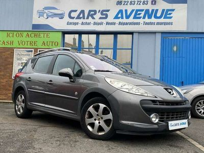 occasion Peugeot 207 Outdoor SW 1.6 HDi 110ch FAP BLUE LION