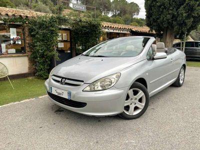 occasion Peugeot 307 CC 2.0 16V 138CH BAA