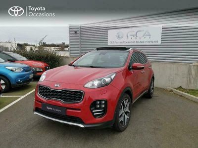 occasion Kia Sportage 1.7 CRDi 141ch ISG GT Line Pack Premium 4x2 DCT7