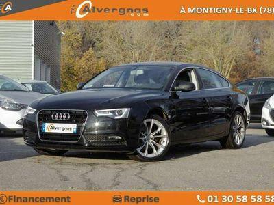 occasion Audi A5 Sportback (2) 2.0 TDI 190 CLEAN DIESEL AMBITION LUXE MULTITRONIC EU6