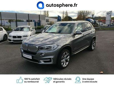 occasion BMW X5 xDrive30dA 258ch Lounge Plus