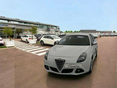 occasion Alfa Romeo Giulietta 2.0 JTDm 170 ch S et - Exclusive TCT