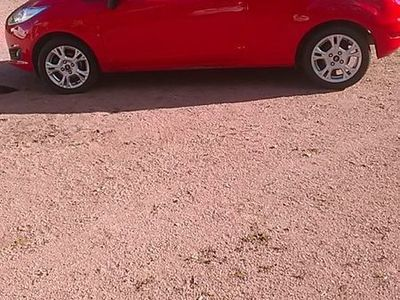 occasion Ford Fiesta 1.25 82 Edition