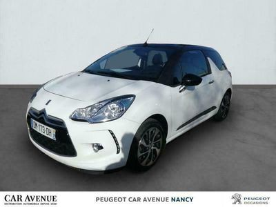 occasion Citroën DS3 Cabriolet DS 3 1.6 VTi So Chic 7cv