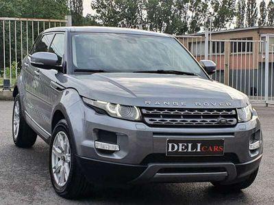 occasion Land Rover Range Rover evoque 2.2 TD4 Automatique 4X4 Cuir Xenon Navigation...