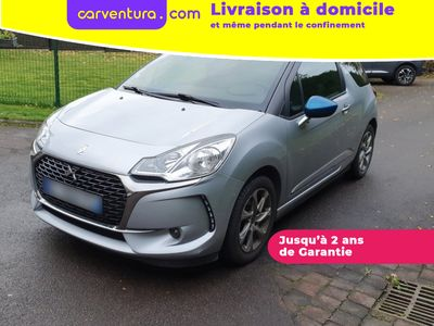 occasion DS Automobiles DS3 1.6 bluehdi 100 sochic start-stop Diesel