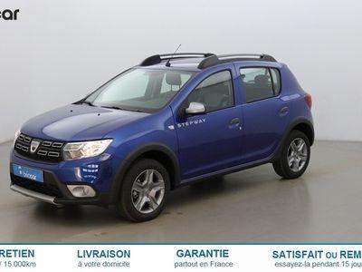 occasion Dacia Sandero 1.0 ECO-G 100ch Stepway + Caméra suréquipé