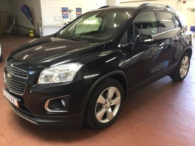 occasion Chevrolet Trax Trax1.4t 140 Lt+ S&s 4x4