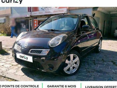 occasion Nissan Micra MICRA1.5 DCI - 86 Euro IV Mix