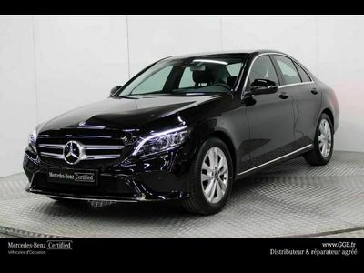 occasion Mercedes C220 Classed 194ch Avantgarde Line 9G-Tronic