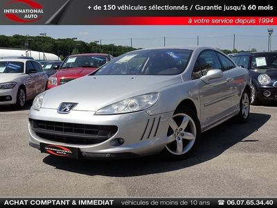 occasion Peugeot 407 Coupe 407 Coupe 2.0 Hdi Elixir Fap