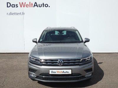 occasion VW Tiguan 2.0 Tdi 150ch Bluemotion Technology Carat Dsg7