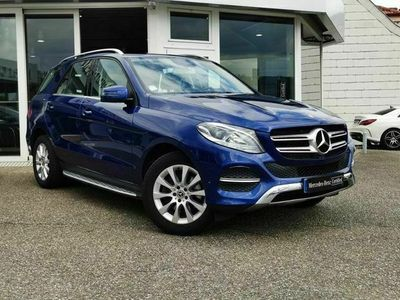 occasion Mercedes GLE250 d 204ch 9G-Tronic