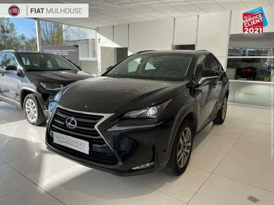 occasion Lexus NX300h 4WD Luxe GPS Phares LED Radar AV/AR Sieges chauf
