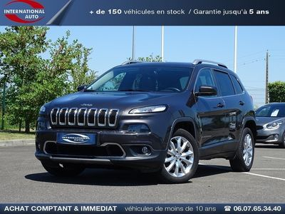 occasion Jeep Cherokee Cherokee2.2 Multijet 200ch Limited Active Drive I Bva S/s