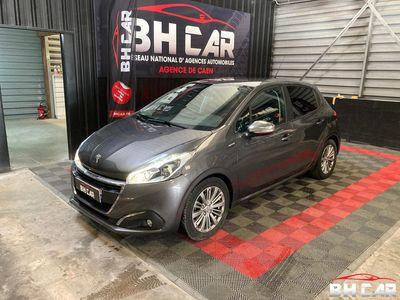 occasion Peugeot 208 2018 - Gris anthracite - 1.6 HDI 100 ALLURE