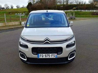 occasion Citroën Berlingo Taille M BlueHDi 130 S&S BVM6 Feel