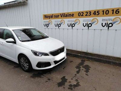 occasion Peugeot 308 2.0 BLUEHDI 150CH S&S ALLURE BUSINESS EAT6