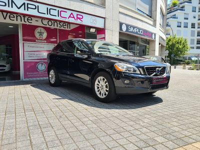 occasion Volvo XC60 2.4D AWD Summum Geartronic A