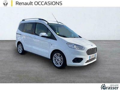 occasion Ford Tourneo Courier 1.5 TDCI 100 BV6 S&S Titanium