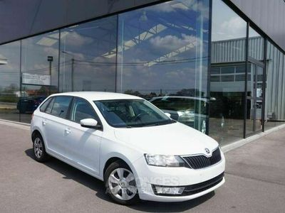 occasion Skoda Rapid Spaceback - 1.4 CR TDI Ambition-EURO6-AC-NAVI-TEL-SPRAAKB-USB