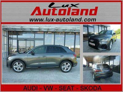 occasion Audi Q3 40 TDI Quattro 2x S line MMI+ LED Virtuel