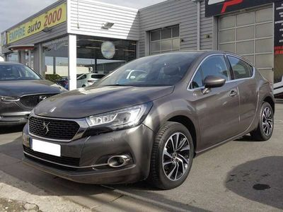 occasion DS Automobiles DS4 BLUEHDI 120CH CONNECTED CHIC S&S