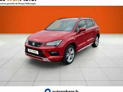 occasion Seat Ateca 1.5 TSI 150ch ACT Start&Stop FR Euro6d-T