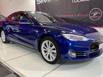 occasion Tesla Model S 85 kWh Dual Motor 422cv