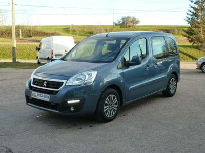 occasion Peugeot Partner Tepee 1.6 BlueHDi 100ch S