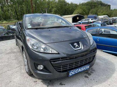 occasion Peugeot 207 CC 1.6 HDI110 FAP FELINE