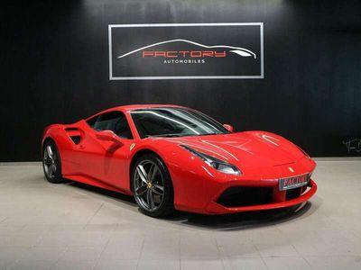 occasion Ferrari 488 GTB SIEGES RACING V8 3.9 T 670CH