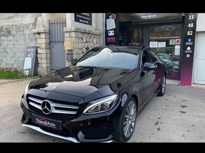 occasion Mercedes C220 CLASSEd 9G-Tronic Sportline AMG