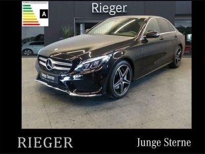 occasion Mercedes C250 d AMG*Edition-C*Panoramadach*Kamera*Navi++