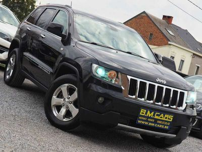 occasion Jeep Grand Cherokee 3.0 V6 CRD Limited FULL OPTIONS ETAT NEUF