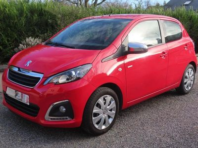 occasion Peugeot 108 Style 1.0 VTi 68ch BVM5
