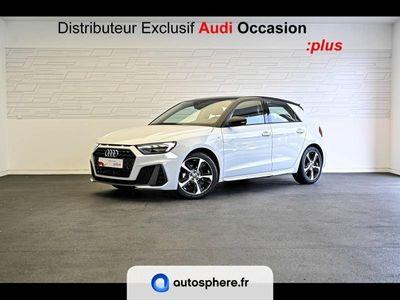 occasion Audi A1 Sportback S line 30 TFSI 85 kW (116 ch) 6 vitesses