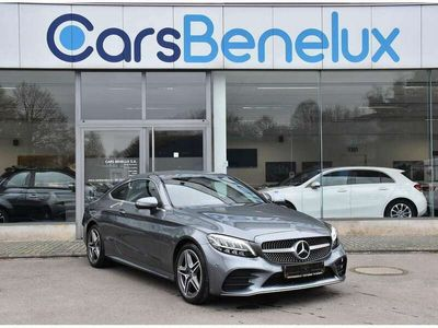 occasion Mercedes C220 CDI Coupe 9G-Tronic AMG Line CUIR GPS CAM 1MAIN