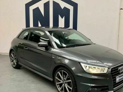 occasion Audi A1 (2) 1.4 TFSI 125ch S LINE S TRONIC