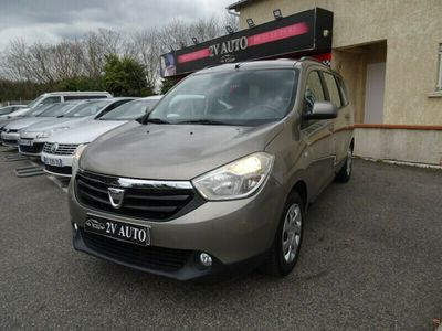 occasion Dacia Lodgy 1.5 DCI 110CH ECO² LAUREATE 5 PLACES