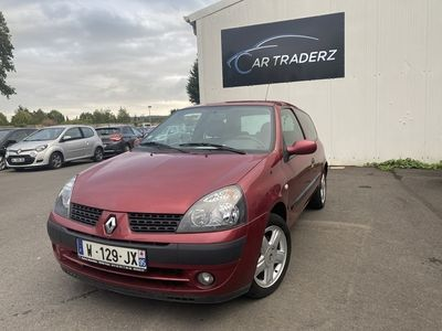occasion Renault Clio II Clio1.2 16v 75ch Confort Authentique Quickshift 3P