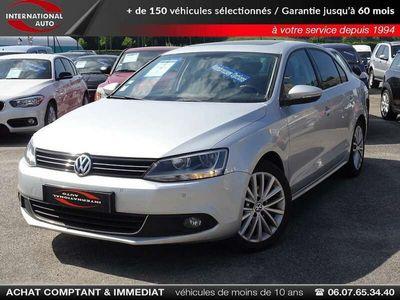 occasion VW Jetta 2.0 TDI 140CH FAP CARAT