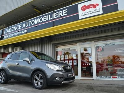occasion Opel Mokka (Mokka 1.4 Turbo - 140 ch 4x2 Cosmo A)