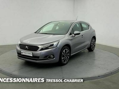 occasion DS Automobiles DS4 DS4 BlueHDi 120 S&S BVM6 Connected Chic