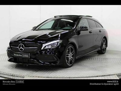 occasion Mercedes CLA220 d Fascination 7G-DCT