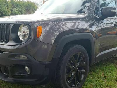 occasion Jeep Renegade Brooklyn Edition
