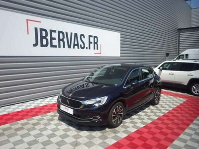 occasion DS Automobiles DS4 BlueHDi 120 S&S EAT6 Connected Chic